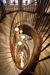 photo chalet de luxe intérieur Courchevel