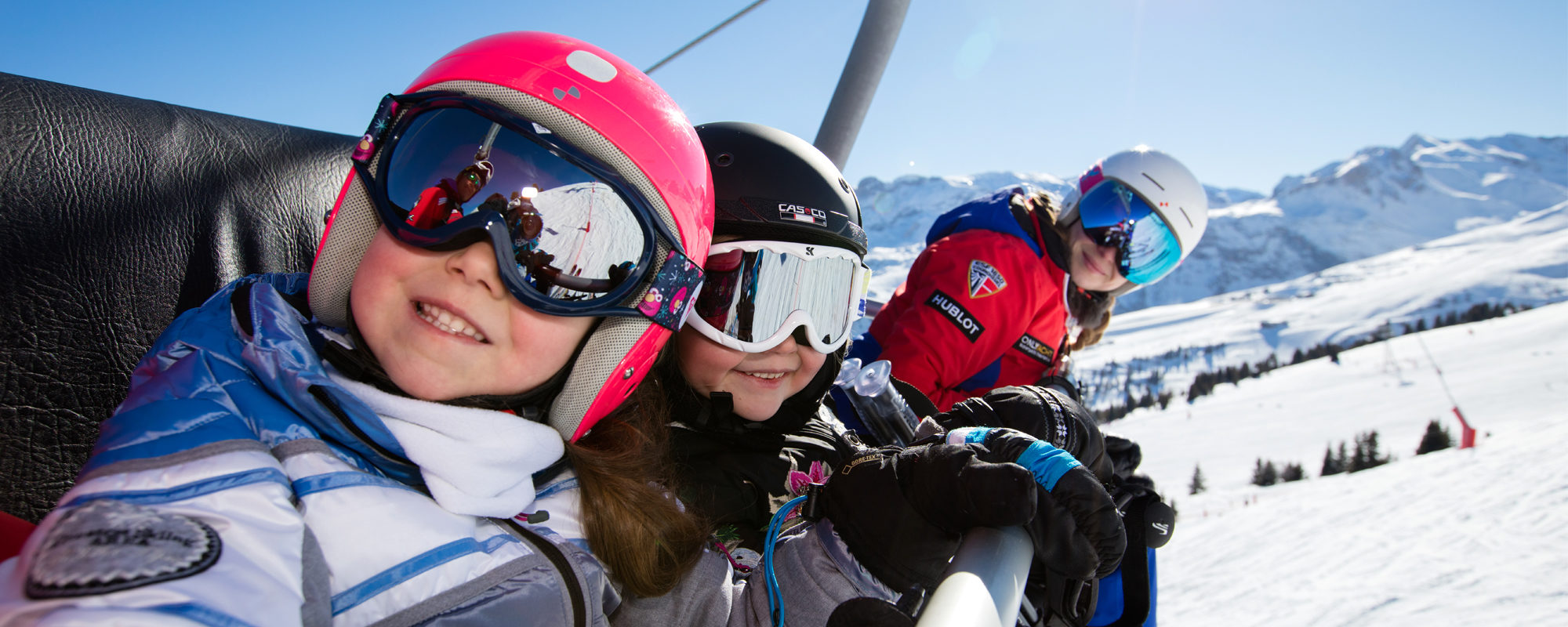 Photographer at Courchevel and the 3 Vallées